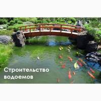 Копка, чистка водоёмов, рек, земляные работы спецтехникой