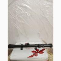Продам оптический прицел переменной кратности 3-7х20 для пневматической винтовки