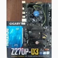 Материнская плата Gigabyte Z270P-D3 Игровая Мелитополь
