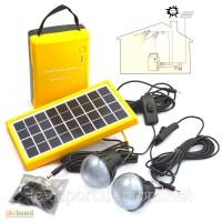 Система автономного освещения Solar Home System, 4500 mAh - солнечная батарея для дома
