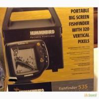 Продам эхолот Humminbird 535 Fishfinder с комплектацией