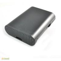 Корпус для Raspberry Pi B+ чорний