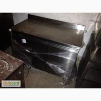 Продам холодильный стол MBM Италия 2-х дв. б/у в ресторан, кафе, общепит