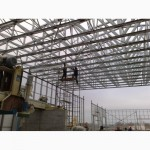 Строительство промышленных помещений