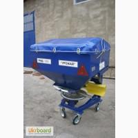 Разбрасыватель минеральных удобрений РМД-500; 1000; 3000