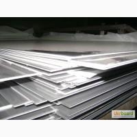 Лист н/ж 30 мм сталь 08Х17Т AISI 430 размер 1, 5х4 м