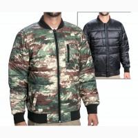 XL Burton Parker куртка мужская демисезонная двухсторонняя бомбер