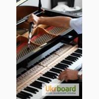 Настройка, ремонт, реставрация роялей и пианино