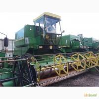 Комбайн зерноуборочный John Deere 975 жаткою 4 м
