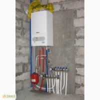 Ремонт газовых котлов и колонок на дому в Сумах