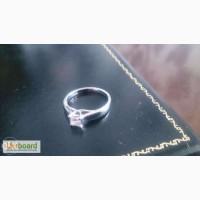 Продам эксклюзивное кольцо с бриллиантом 0, 52 карат+сертификат