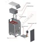 Напольный газовый котел Житомир - 3 КС-Г -020 СН