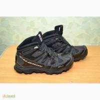 Ботинки ( кроссовки) мужские 40, 5 размер SALOMON зимние