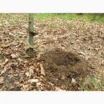 Продам садовый бур 110мм, 210мм и 300мм удлиняемый шнековый