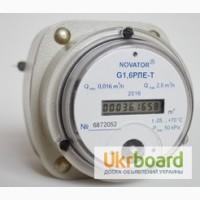 Компактный газовый счетчик с электронным счетным устройством ЕГЛ G 1, 6Т