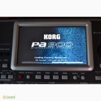 Продам профі синтезатор Korg PA-900. Ціна 1300$+торг Корг па 300/600/900/3X