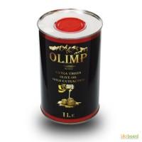Масло оливковое греческое Olimp Gold, 1л и 5л, масло Греция