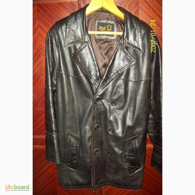 Купить Куртку Кожаную Мужскую