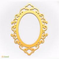 Рамка для зеркала, картины, вышивки из дерева овальные, круглые в Одессе