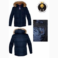 Зимняя куртка ELKEN 285 синяя