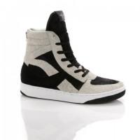 Высокие спортивные ботинки Creative Recreation Кожа Распродажа склада