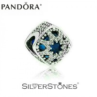 Оригинал Pandora Пандора шарм бусина Ледяная красота арт. 796360NSB