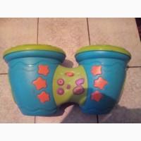 Детский интерактивный музыкальный барабан