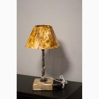 Настольная лампа с абажуром PrideJoy