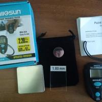 Новинка Толщиномер(Товщиномір) ALLOSUN ALL-SUN EM2271A батар в подар