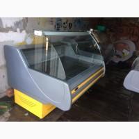 Продам б/у холодильные витрины Технохолод -5+5 С 5 штук