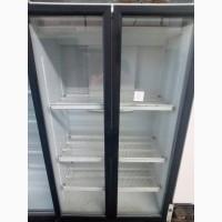 Шкаф холодильный бу на 2 двери Inter 640л. Гарантия