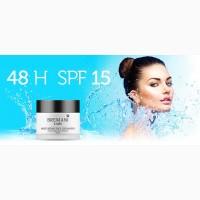 Увлажняющий крем для лица SPF15 (Италия). Интенсивное увлажнение на 48 часов