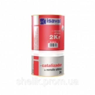 Полиуретановая двухкомпонентная эмаль 2 КР (0.75 л)