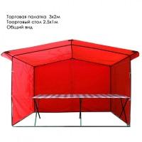 Торговые столы, и комплектующие (каркас/столешница)