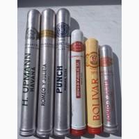 Кубинские сигары в тубусах