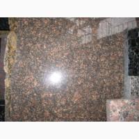 Плитка гранитная месторождения Дидковичи