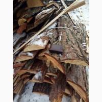 Продам обрезки пиломатериалов дуба, сосны на дрова