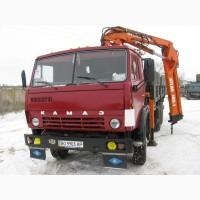 Послуги маніпулятором - вантажні перевезення