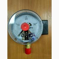 Манометры, вакуумметры электроконтактные МТ-4С