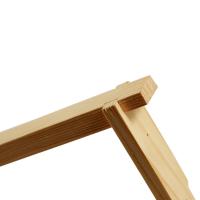Рамки для ульев 145 мм магазинная полурамка Евро