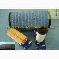 Комплект фильтров для ТО DAF XF105, 1638054, 1699168, 1948921