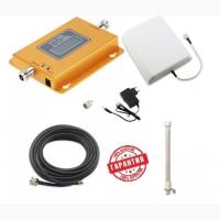 Усилитель Репитер сигнала Мобильной связи GSM и 3G интернета Repeater