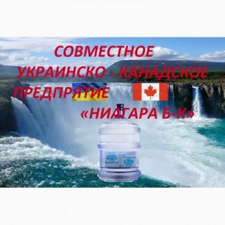 Артезианская бутилированная питьевая вода в Одессе