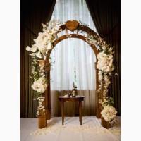 Свадебная арка Изабелла