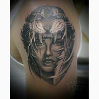 Тату татуировка tattoo