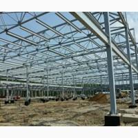 Строительство быстровозводимых металлоконструкций: МАФ СКЛАД ЦЕХ ГАРАЖ