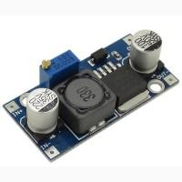 Модуль XL6009 регулируемый повышающий преобразователь Uin 3-32V, Uout 5-35V