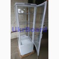 Витрина холодильная кондитерская, напольная новая, бу, прозрачная, Киев