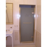 Стеклянные двери для ванной, душевой кабины и в душ, Одесса