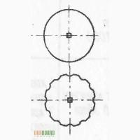 Диск БДВП Краснянский (ромашка, сфера)